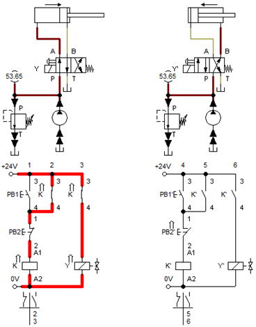 08 latching circuit