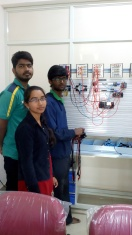 Students of PES college